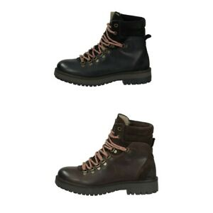 Camel Active Stone Damen Stiefel | Boots | Booties | Leder - NEU