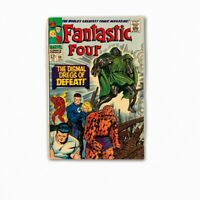 Fantastic Four #58 Marvel 6.0 FN 1967 Silver Age Comic Book