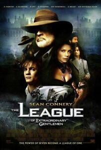 Die League Ordinary Gentlemen (2003) Filmposter