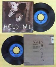 LP 45 7'' NINA HAGEN Hold me Michail gorbachev rap 1989 germany no cd mc dvd