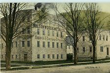 A View Of The Walton Wood & Metal Company, Walton NY