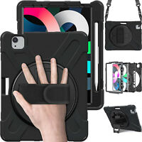 """Black Case Compatible With iPad Air 4 10.9"""" 2020/ iPad Pro 11"""" Shockproof Kids"""