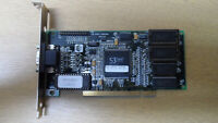 Number Nine S3 Trio64 86C764 2 MB PCI VGA Graphics card