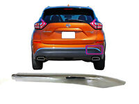 For 2015-2018 Nissan Murano Right Rear Bumper Lower Chrome Trim Molding RH Side