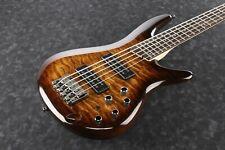 IBANEZ SR-Serie E-Bass 5 String Dragon Eye Burst
