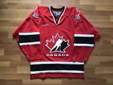 CANADA NATIONAL TEAM 2002 ICE HOCKEY SHIRT JERSEY NIKE