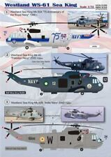 Print Scale 1/72 Sea King Australian Navy, Pakistan, Indian Navy, RAF # 72056