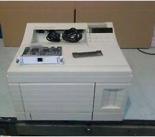 HP LaserJet 4 Plus Laser Printer With 10mbsEthernet Memory fully refurbished