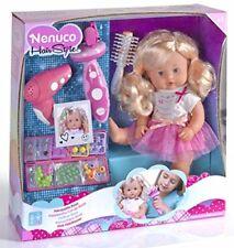 Bambola Nenuco Parrucchiera Hair Style - Famosa