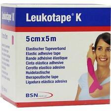 LEUKOTAPE K 5cm pink 1St Verband PZN 6110178