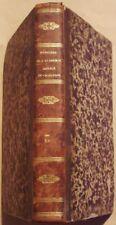 COLLECTIF - ENCYCLOPEDIE DES SCIENCES MEDICALES - SEPTIEME DIVISION - 1837