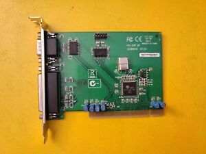 HP PCI-2S1P Serial DB-9 Parallel DB-25 Adapter PCI Interface Card