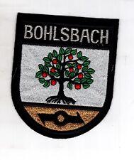 Écusson à Broder Bohlsbach Ville Offenburg Bade-Wurtemberg Armoiries