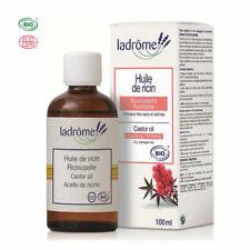 Ladrôme - Huile de Ricin bio pour Cheveux secs 100ml