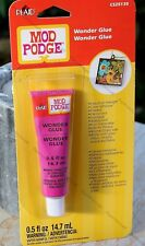 Mod Podge Wonder Glue 14.7ml industrial strength for glass metal craft surfaces