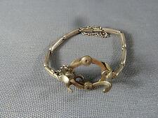 Ancien bracelet de montre, montre bijoux vintage, Old french jewelry