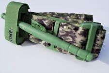 Tourniquet - Rapid One Hand Application, Exclusive Green Camo Nylon CAT