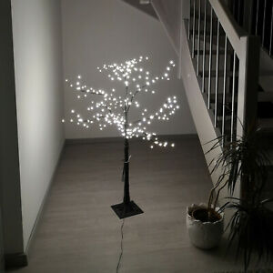 Lichterbaum 300 LED warmweiß 120cm Christbaum Weihnnachtsbaum INNEN NEU LEDs