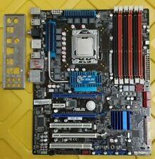 ASUS COMBO P6T SE + i7-950 3.06Ghz, X58 LGA1366 3x PCIE x16 + IO-Shield.