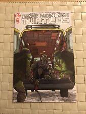 TEENAGE MUTANT NINJA TURTLES #95 (2nd Print) 1st APP JENNIKA | IDW 2019 (3)