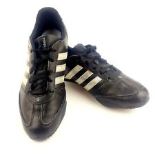 Adidas Vibe Complete Yoga Shoes Running Sneakers Black Silver Teal Sz 8US Women