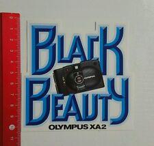 Aufkleber/Sticker: Black Beauty Olympus XA2 Camera / Kamera (180616119)