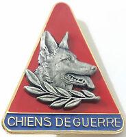 Brevet Maître Chien Armée de Terre Française / CHIENS DE GUERRE - fait Y.DELSART