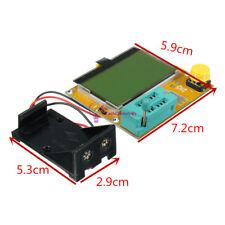 LCR-T4 ESR Meter Transistor Tester M328 Diode Triode Capacitance SCR Inductance