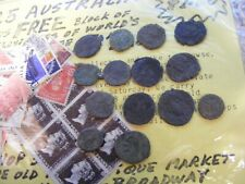 Lot of 14  Lower Grade Ancient Roman Coins.