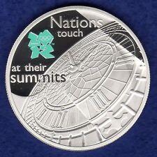 GB, Celebration of Britain, 2009 Silver Proof £5 Coin, Big Ben (Ref. t1346)