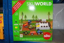 5606 Siku World Fahrsilo mit Plane und Reifen