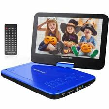 """DBPOWER 12.5"""" Portable DVD Player with 10.5"""" Swivel Screen Car Built-in 5 Hours"""