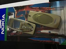 COVER NOKIA 7210 GIALLA ORIGINALE NOKIA FASCIA HOUSING GENUINE GOLD