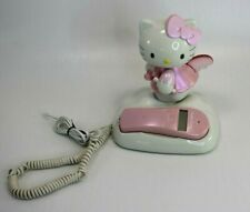 Hello Kitty Phone Home Corded Telephone Pink Sanrio 2002