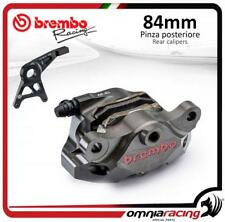 Brembo Racing pinza freno post Supersport CNC P2 34 84mm + past+soporte Kawasaki