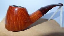 Pfeife, pipe, pipa Viggo Nielsen handmade Denmark, straight grain, oFi.