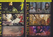 Duck Commander Hunting Duckmen Seasons 1 2 3 4 5 6 Special Edition DVD Lot NEW