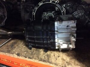 RECONDITIONED LAND ROVER DISCOVERY R380 GEARBOX