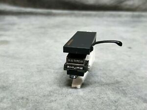 Shure V15 Type IV Cartridge W/ Headshell In Excellent Condition