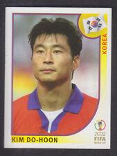 Panini - Korea Japan 2002 World Cup - # 255 Kim Do-Hoon - South Korea