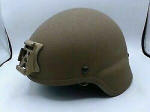 Unissued US Army Enhanced Combat Helmet with NVG Mount Size XL-1 New
