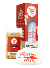 Popcornloopheimkino set-compuesto por 500g popcornmais + bolsas original