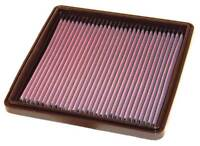 33-2076 K&N Replacement Air Filter PORSCHE 911 CARRERA F6-3.2L (KN Panel Replace