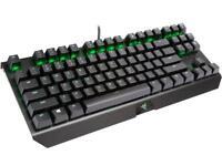 Razer BlackWidow X Chroma Mechanical Keyboard Green Switch RZ-0301760100-R3M1