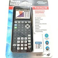 Texas Instruments TI-84+ Plus CE Color Graphing Calculator Wall Charger Cable
