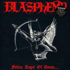 Blasphemy - Fallen Angel Of Doom VINYL LP - NEW COPY - Black War Metal