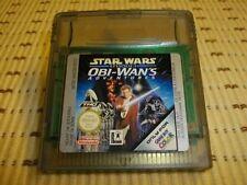 Star Wars Episodio I Obi-Wan 's Adventures Gameboy Color