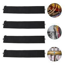 Protezioni per cavi a cerniera 4pcs Protezioni per cavi in neoprene maniche