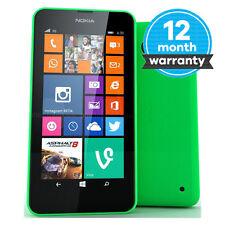 Nokia Lumia 630 - 8GB - Green (Unlocked) Smartphone Very Good Condition