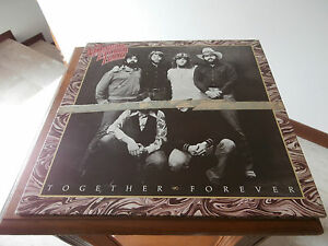 Lp Marshall Tucker Band, The – Together Forever 1978 Italy 2429 166 country